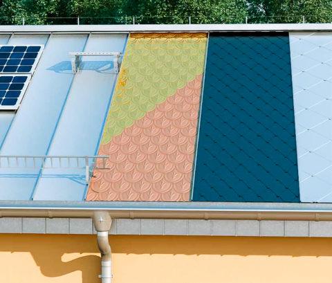 Rodzaje pokryć dachowych - Firmy Protec Sp. z o.o.