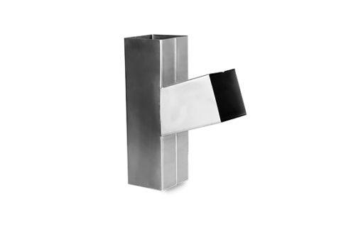 Downspout rectangular