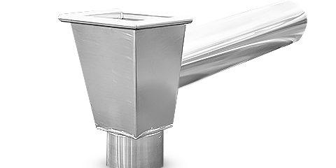 Kosz zlewowy, zbiornik zlewowy - elektowne odprowadzenie wody
