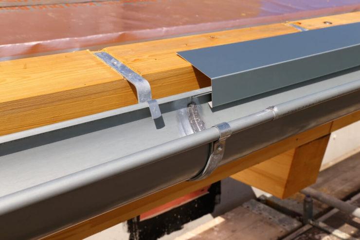 Rynna wymiar - praktyczna tabela, przelicznik rynny