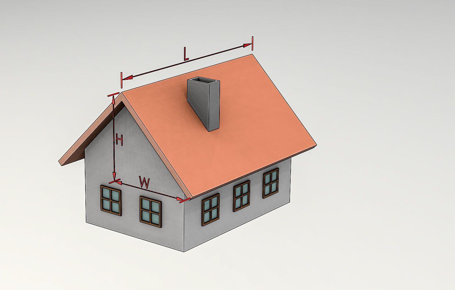 EPD - Efektywna Powierzchnia Dachu